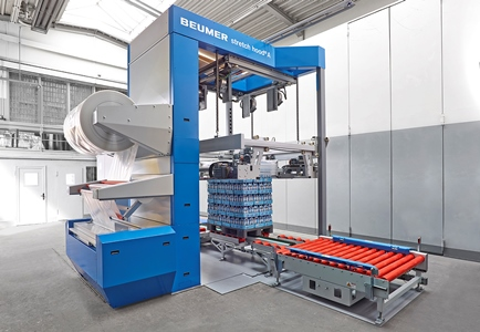BEUMER stretch hood A