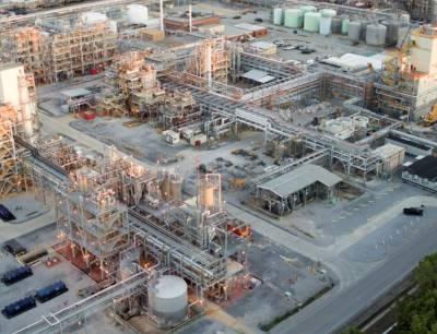 Die Erweiterung der Kapazitäten der Produktionsanlagen für Methylendiphenylisocyanat (MDI) am BASF-Verbundstandort in Geismar, Louisiana, schreitet planmäßig voran
