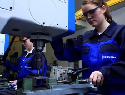 Die Ausbildungsqualität der Beumer Maschinenfabrik ist auf einem sehr hohen Niveau