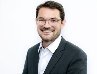 Dr. Jörn Fontius ist neuer Geschäftsführer bei der Beumer Maschinenfabrik