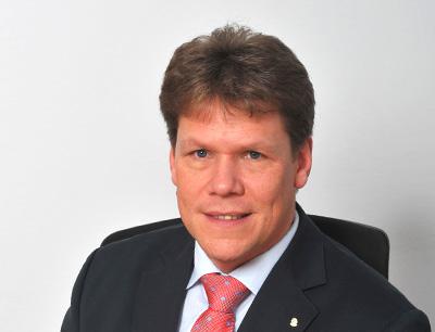 CEO Frank Haug von Bodo Möller Chemie