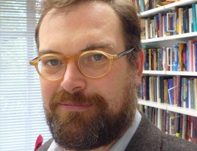 Simon Werrett erhält den Paul-Bunge-Preis