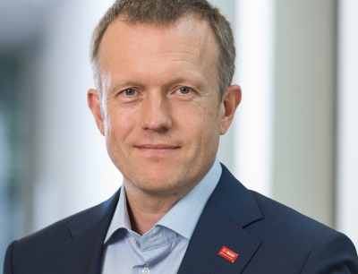 Christoph Wegner ist neuer Chief Digital Officer bei BASF