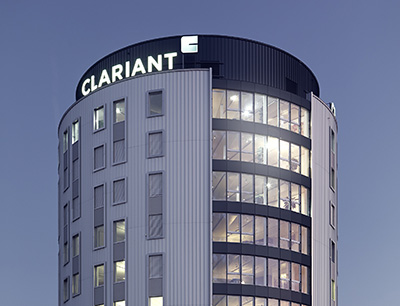 Clariant Headquarters in Pratteln