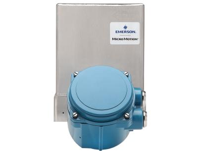 Micro Motion Coriolis Durchfluss-Messsysteme für Hochdruckanwendungen von Emerson