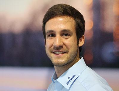 Tobias Achenbach von Emerson Automation Solutions