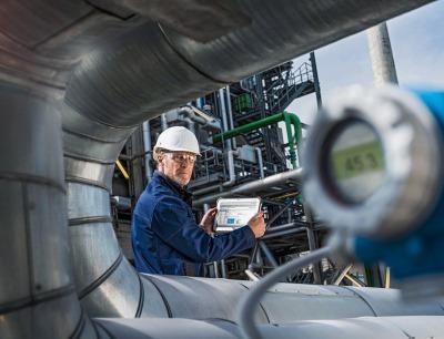 Die Deutsche Telekom kooperiert beim Ausbau ihres 5G-Ökosystems mit Endress+Hauser