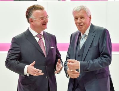 Christian Kullmann und Dr. Werner Müller