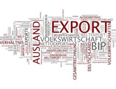 Zweistelliger Exportrückgang im Corona-Krisenjahr