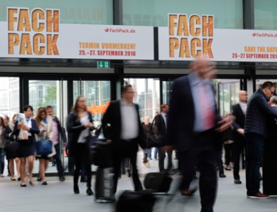 Die europäische Verpackungsbranche trifft sich 2018 auf der Fachpack