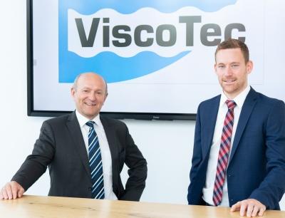 Führungswechsel bei Viscotec