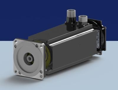 Der Niederspannungs-Servomotor EGK80-40 von Groschopp