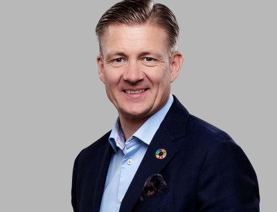 Poul Due Jensen, Konzernpräsident der Grundfos Gruppe
