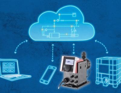 Dosier-Management mit der Smart Digital Chempairing Suite von Grundfos