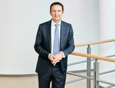 Hans Van Bylen ist seit Mai 2016 Vorstandsvorsitzender (CEO) von Henkel