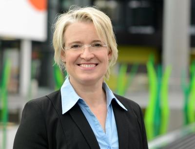Heike Slotta, Executive Director bei der Nürnberg Messe