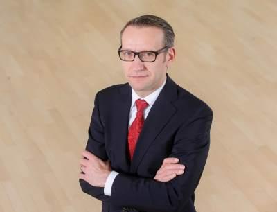 Henrik Hahn, Chief Digital Officer (CDO) bei Evonik und Vorsitzender der Geschäftsführung der Evonik Digital GmbH