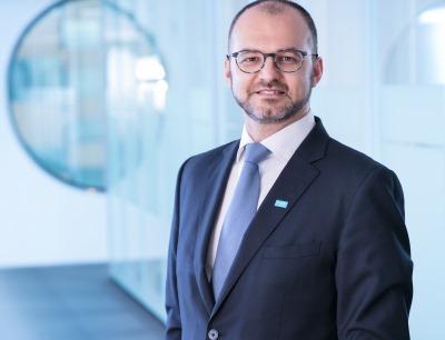 Mit Wirkung zum 1. November 2020 folgt Jose Carlos Corral Montilla (im Bild) Dr. Marko Grozdanovic als Geschäftsführer
