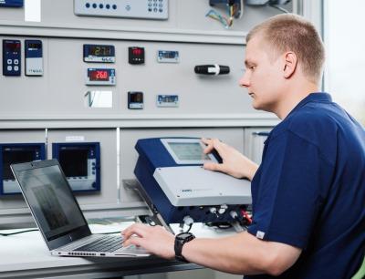 In der belgischen Jumo-Tochtergesellschaft wird hochwertige Mess- und Regeltechnik für High-Tech-Branchen hergestellt