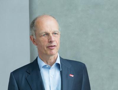 Dr. Kurt Bock, Vorsitzender des BASF Vorstands