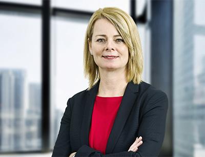 Frederique van Baarle (48) übernimmt zum 1. Juni 2020 die Leitung des Geschäftsbereichs High Performance Materials