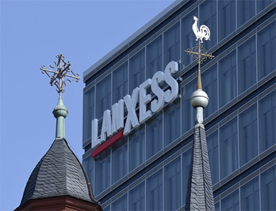 Lanxess Headquarter
