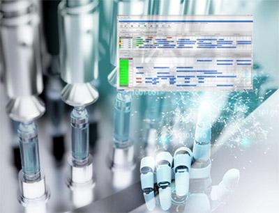 Künstliche Intelligenz in der Produktionsplanung in der Chemieindustrie