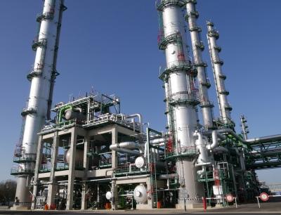 Neue ISO C4 Anlage in Burghausen, Deutschland, von BASF und OMV entwickelt