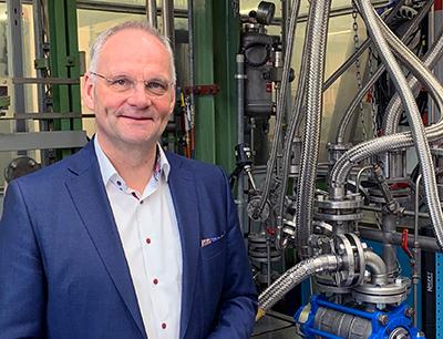 Peter Bartholomäus, Geschäftsleitungsvorsitzender Infraserv Wiesbaden (ISW)