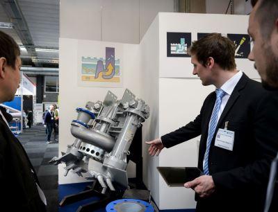 Am 29. und 30. März findet die Fachmesse Pumps & Valves in Dortmund statt