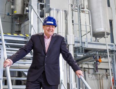 Toine Janssen, Gründer und Geschäftsführer von Isobionics