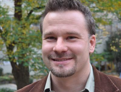 Prof. Dr. Matthias Bauer von der Universität Paderborn