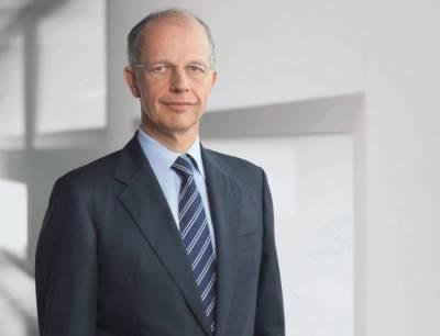 VCI-Präsident Kurt Bock: Starker Jahresauftakt im deutschen Chemiegeschäft