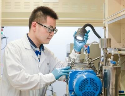 Das neue Kompetenzzentrum von Wacker in Shanghai