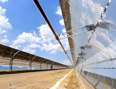 CSP-basierte Solarthermiekraftwerke