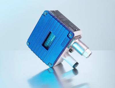 Neuer Druckschalter mit großer einstellbarer Schaltdifferenz und hoher Wiederholbarkeit