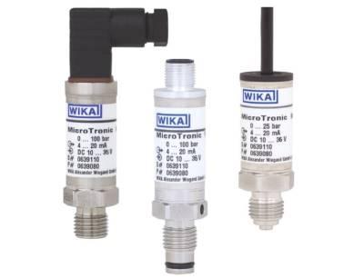 Drucksensoren M-10 und M-11