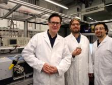 Spektroelektrochemisches Labor am Department Chemie und Pharmazie der Friedrich-Alexander-Universität Erlangen-Nürnberg