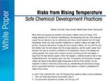 Whitepaper: Sichere chemische Entwicklungsmethoden
