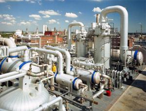Citral-Anlage BASF zur Herstellung von Vitamin A