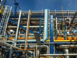 Schaubild Industrieanlage