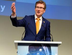 Dr. Holger Bengs, Initiator des European Chemistry Partnering