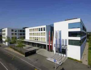 Der Sitz der Endress+Hauser Gruppe im schweizerischen Reinach