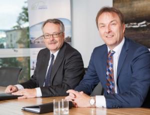 Dr. Clemens Mittelviefhaus und Ralf Müller