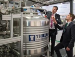 """Hannover Messe 2018 Sonderschau """"Process Industrie 4.0"""": Module für die smarte Chemiefabrik"""