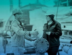 Veltec verfügt seit Jahrzehnten über Erfahrung als technischer Dienstleister in der Prozess- und Kraftwerksindustrie