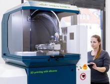 3D-Silicondruck: Wacker nimmt Ende des Jahres Drucklabor in den USA in Betrieb