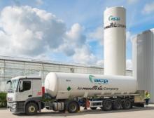 Air Products bietet Industriegase und zugehörige Anlagen