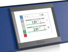 Die neue Generation der Maschinesteuerung Aertronic wurde speziell in Hinblick auf die Kundenanforderungen der verschiedenen Branchen entwickelt
