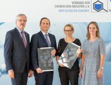 Landesverband Hessen kürt Sieger des Responsible Care Landeswettbewerbs 2018